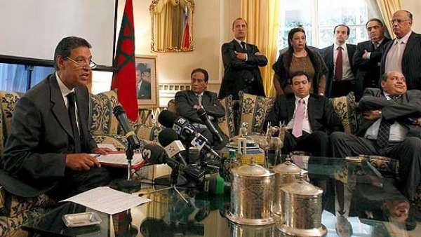 Marruecos anticipa las elecciones legislativas al pr ximo for Interior elecciones