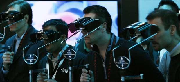 Las nuevas generaciónes de portátiles, televisiones y móviles protagonizan la feria CES 2012