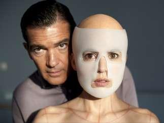 Antonio Banderas y Elena Anaya
