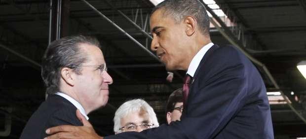 Obama y Sperling