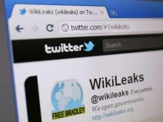 Twitter y Wikileaks