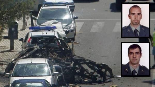 Último atentado mortal de ETA en España