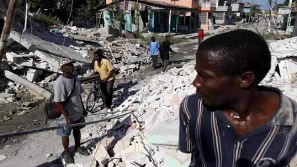 Haití tras el terremoto