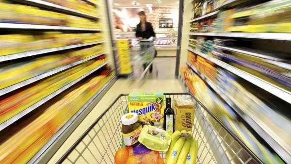 Supermercado en Alemania