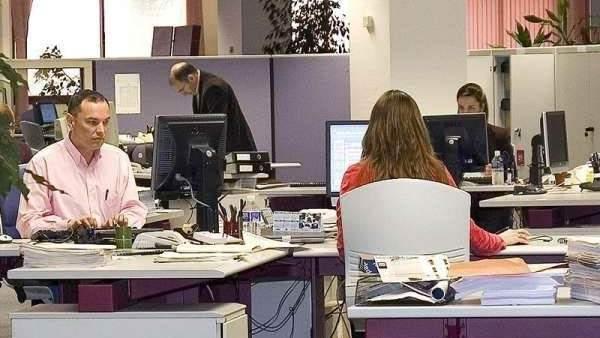Un buen ambiente de trabajo mejora la productividad for Trabajar en oficinas de mercadona