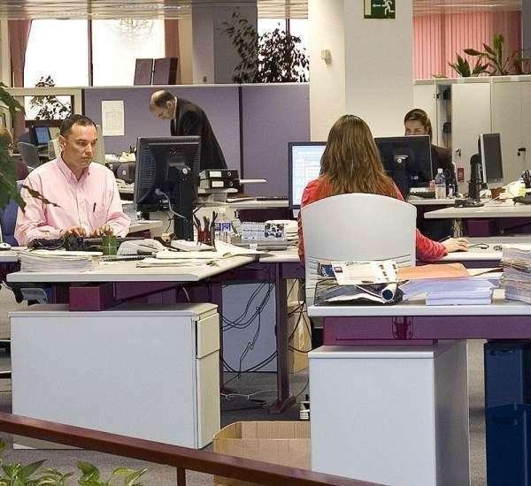 Un buen ambiente de trabajo mejora la productividad for Oficinas randstad madrid