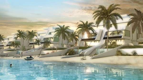 La casa de Madonna en Dubai