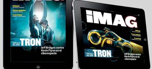 Una revista interactiva española, líder de descargas en la App