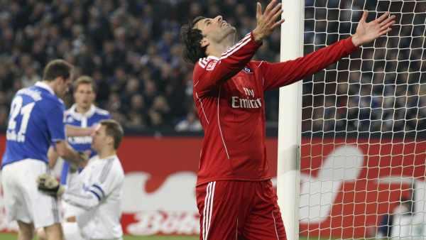 Van Nistelrooy ante el Schalke