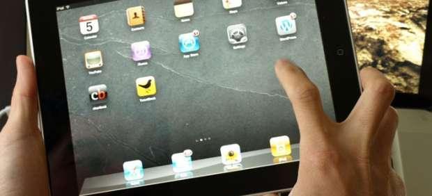 """Algunas grandes tecnológicas creen que """"la locura del iPad no puede durar mucho"""""""