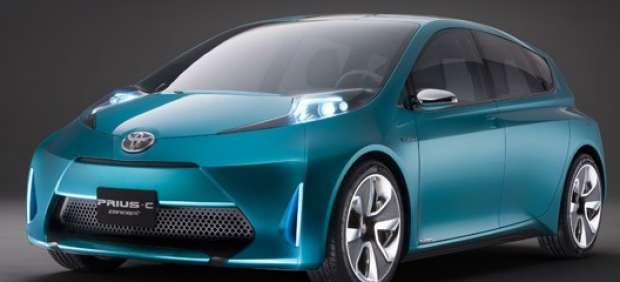 Toyota Prius - v y Prius c Concept