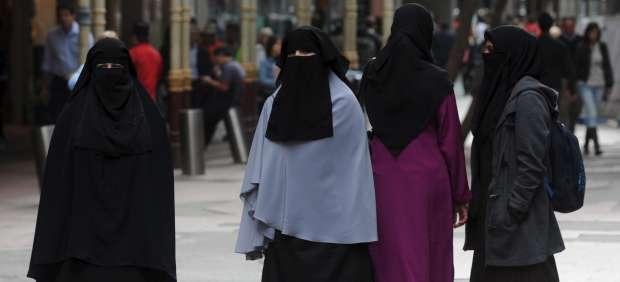 Burka y niqab