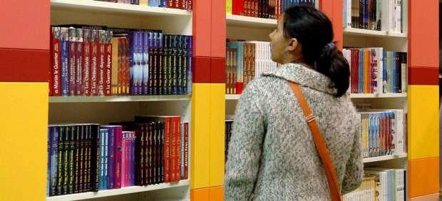 Los jóvenes y los libros