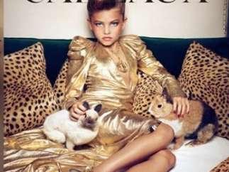 Polémica en la 'Vogue' francesa