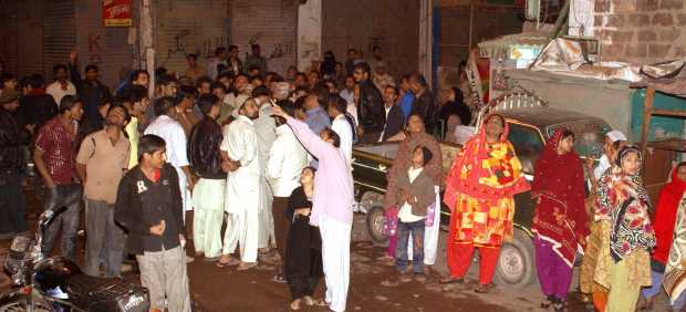 Terremoto en Pakist�n