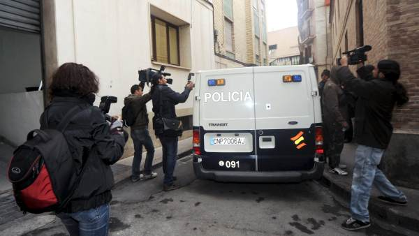Agresión en Murcia