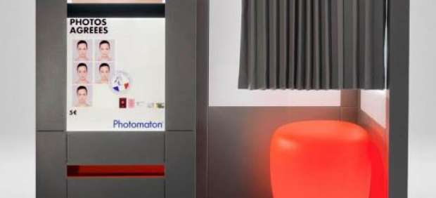 Así es el fotomatón del futuro