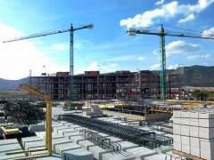 La vivienda nueva despunta, pero a un ritmo muy lento