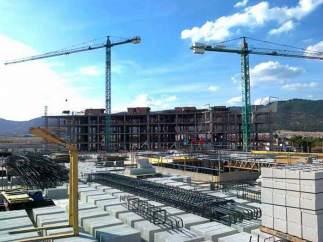 Vivienda en construcción