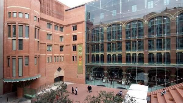 Palau de la Música Catalana.