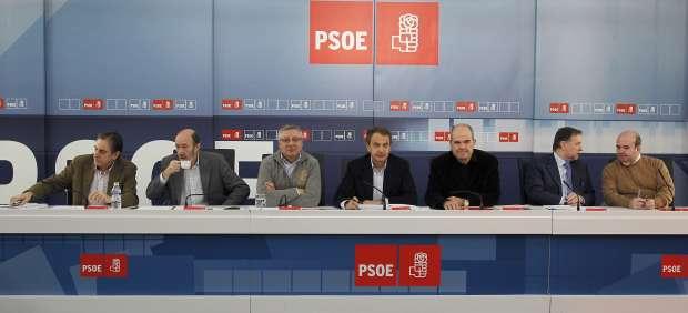 Reunión de Zapatero