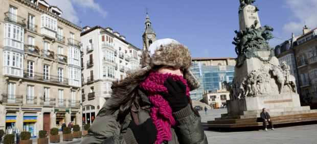 Frío en España
