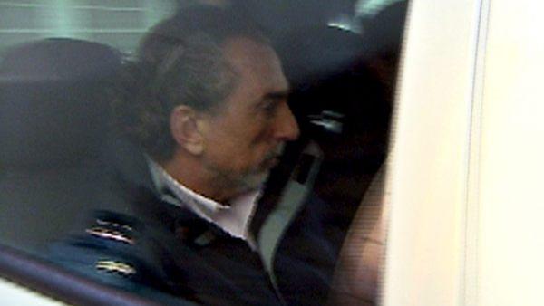 Correa, en el juicio por la trama 'Gürtel'