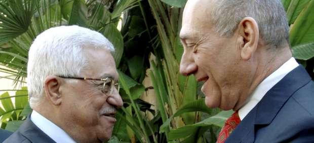 Ab�s y Olmert