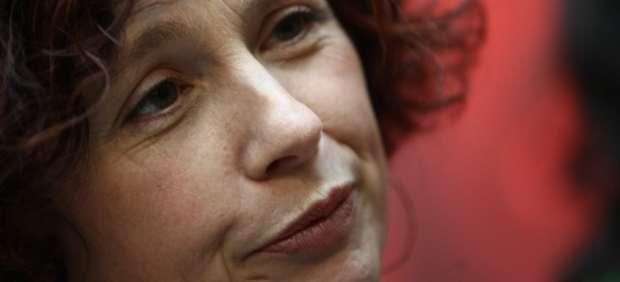 The filmmaker Iciar Bollain