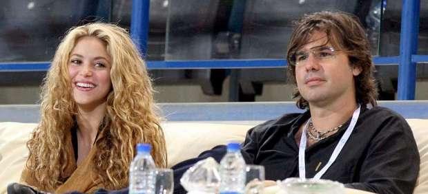 Shakira y De la R�a