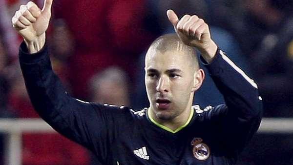 e81ee2185b5 El Real Madrid puede con el Sevilla en un partido de ida de ...