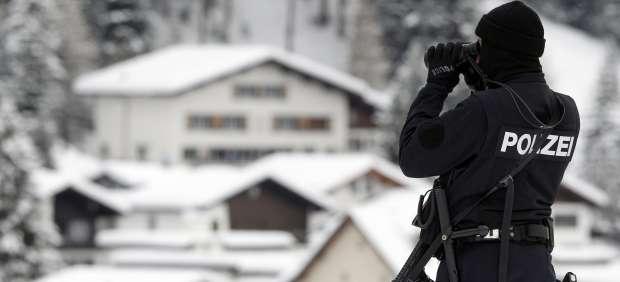 Davos, la localidad del Foro Económico Mundial
