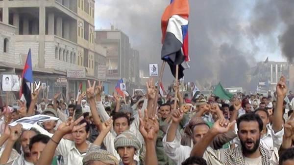 Protestas enYemen