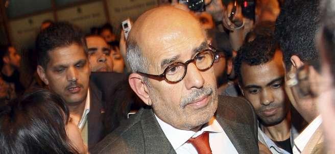 ElBaradei, en El Cairo