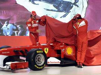 Alonso y Massa lo destapan
