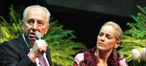 El presidente de Israel, Simón Peres