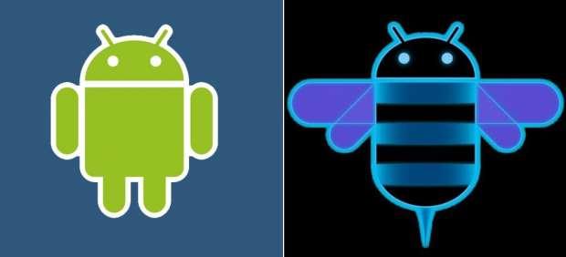 El androide de Google se convierte en abeja