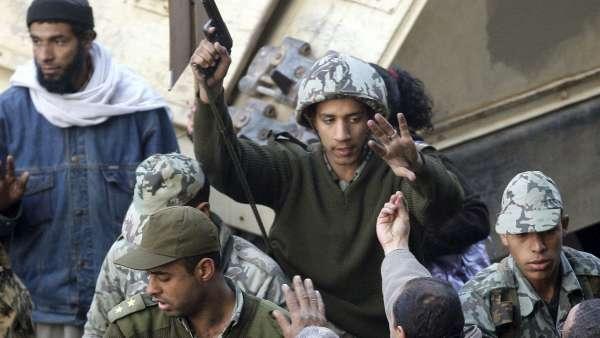 El Ejército egipcio