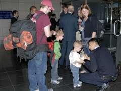 Precaución y más: consejos para volar con niños