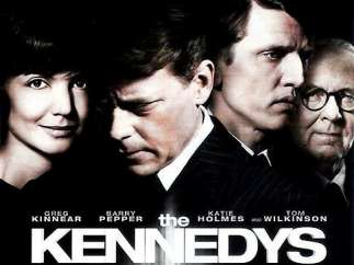 Cartel promocional de 'The Kennedys'