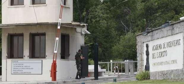 Cuartel militar