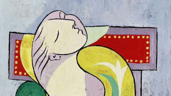 'La Lectura', de Pablo Picasso
