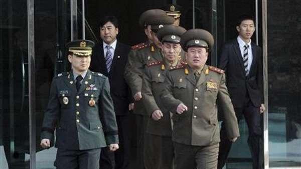 Reunión entre las dos Coreas