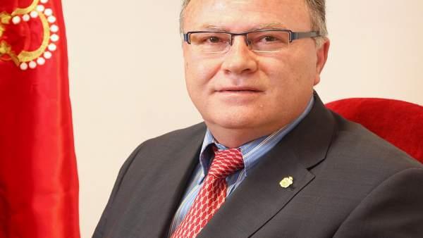 José Luis Casarrubios, concejal del PP