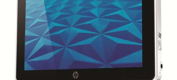 Hewlett-Packard prepara su apuesta para competir con el iPad de Apple