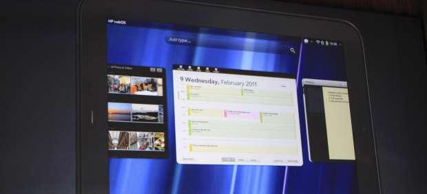 Hewlett-Packard resucita brevemente su tableta TouchPad debido a un repentino éxito