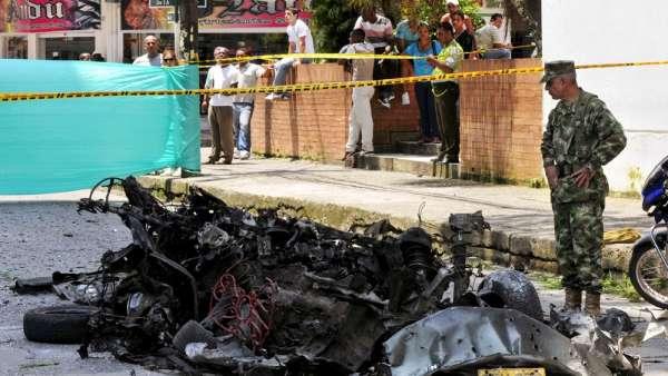 Atentado de las FARC