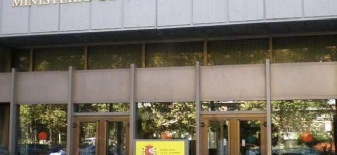 Antiguo Ministerio de Economía y Hacienda