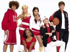 Protagonistas de 'High School Musical'.