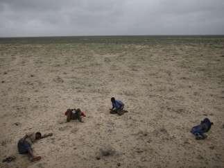 Escape de Somalia